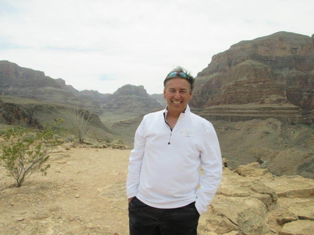 Dr. Villalobos traveling